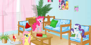 Hra - My Little Pony Decoration