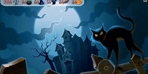 Hra - Halloween Hidden Objects