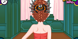 Hra - Halloween Hairstyles