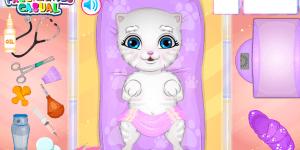 Hra - Angela Baby Birth