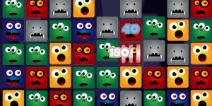 Hra - Monster Blaster 2048