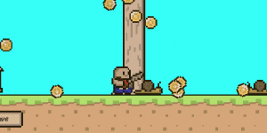 Hra - Woodclicker