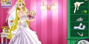 Hra - Rapunzel's Wedding Party
