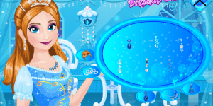 Hra - Anna's Frosty Makeup