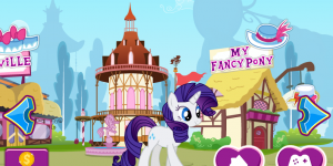 Hra - My Little Pony Shopping Spree