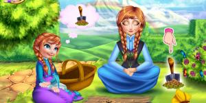Hra - Anna Mommy Gardening