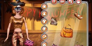 Hra - Halloween Doll Creator