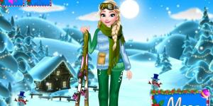 Hra - Eliza Winter Adventure