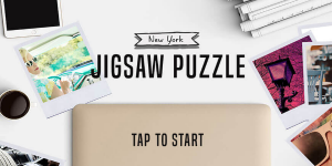 Hra - New York Jigsaw Puzzle