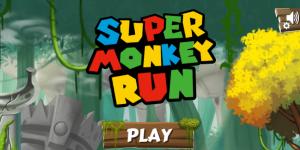 Hra - Super Monkey Legend