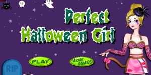 Hra - Perfect Halloween Girl