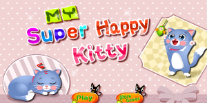 Hra - Super Happy Kitty