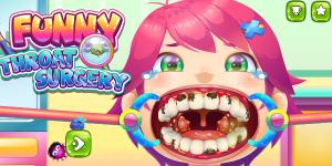 Hra - Funny Throat Surgery