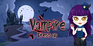 New Vampire Dress Up