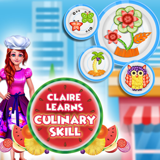 Hra - Claire Learns Culinary Skills