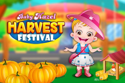 Hra - Baby Hazel Harvest Festival