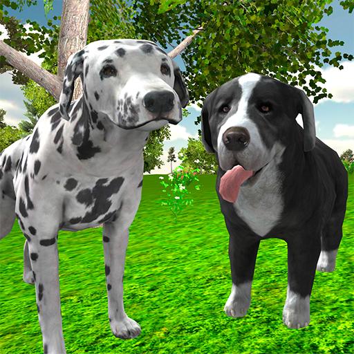 Hra - Dog Simulator 3D