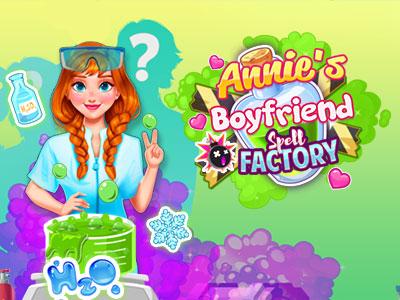 Hra - Annie's Boyfriend Spell Factory
