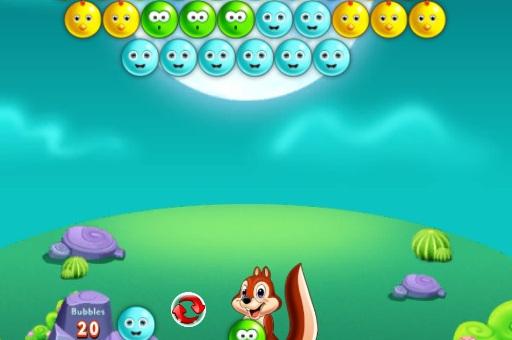 Hra - Cute Bubble Shooter