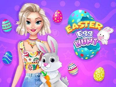 Hra - Easter Egg Hunt
