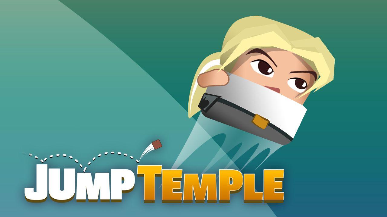 Hra - Jump Temple