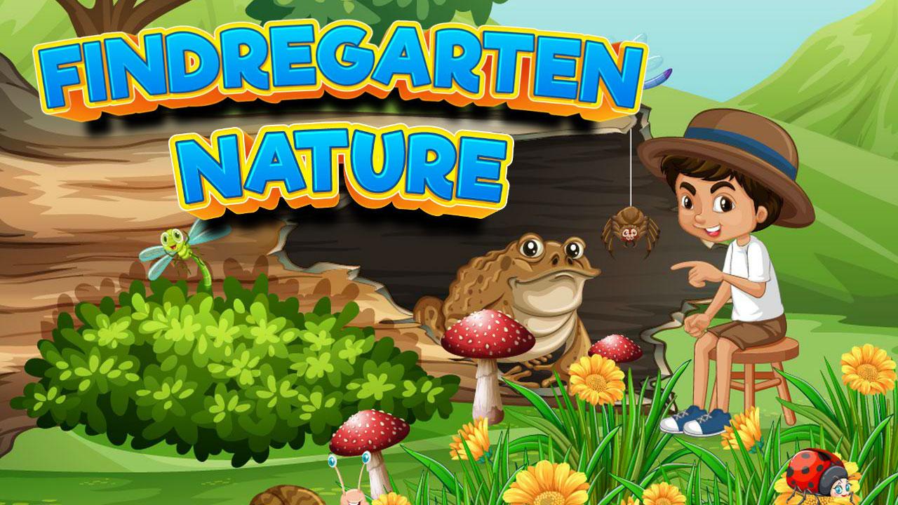 Hra - Findergarten Nature