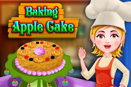 Hra - Baking Apple Cake