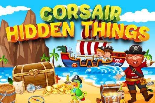 Hra - Corsair Hidden Things