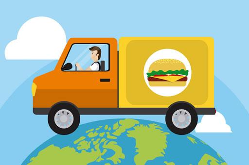 Hra - Box Delivery Trucks Hidden