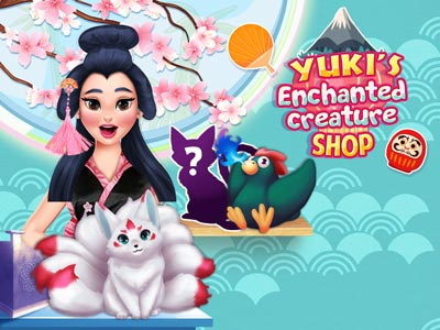 Hra - Yuki's Enchanted Creature Shop