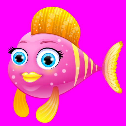 Hra - My Little Baby Fish