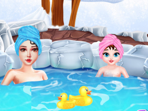 Hra - Baby Taylor Hot Spring Trip
