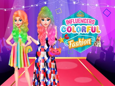 Hra - Influencers Colorful Fashion