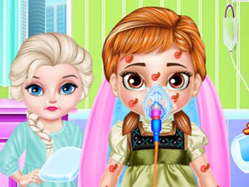 Hra - Baby Princess Bee Injury