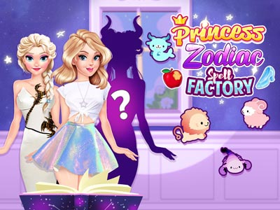 Hra - Princess Zodiac Spell Factory