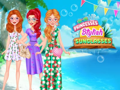 Hra - Princesses Stylish Sunglasses