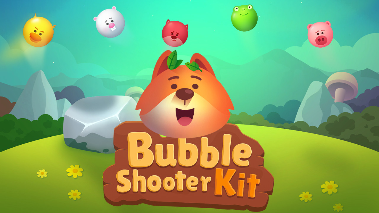 Hra - Bubble Shooter POP