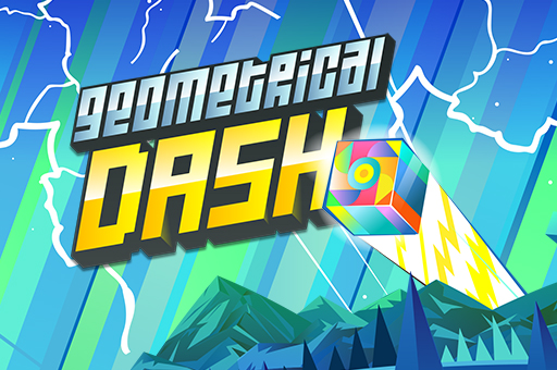 Hra - Geometrical Dash