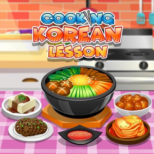 Hra - Cooking Korean Lesson