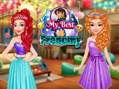Hra - My Best #Frenemy