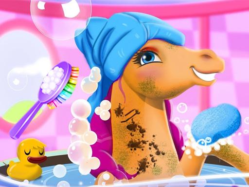 Hra - Fairy Pony Caring Adventure