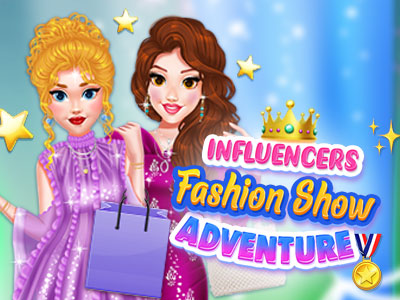 Hra - Influencers Fashion Show Adventure