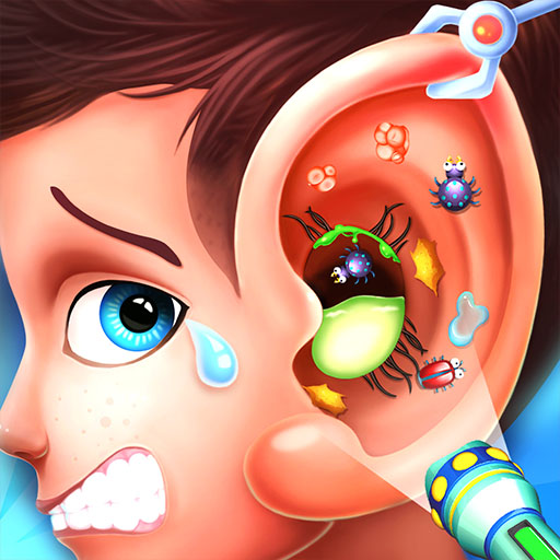 Hra - Ear Doctor Game