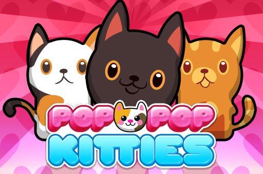 Hra - Pop-Pop Kitties