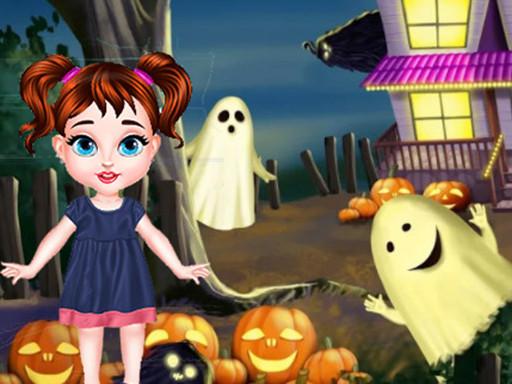 Hra - Baby Taylor Halloween House