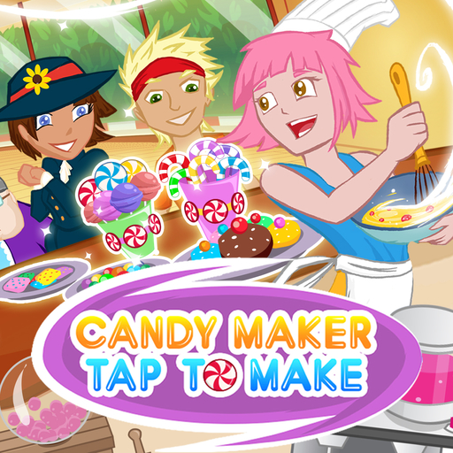 Hra - Tap Candy: Sweet Clickers