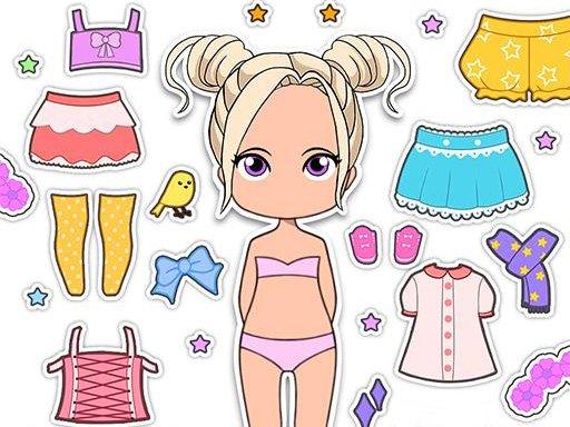 Hra - Lovely Doll Creator