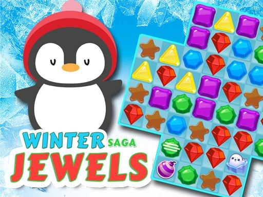 Hra - Winter Jewels Saga