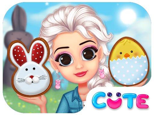 Princess Happy Easter