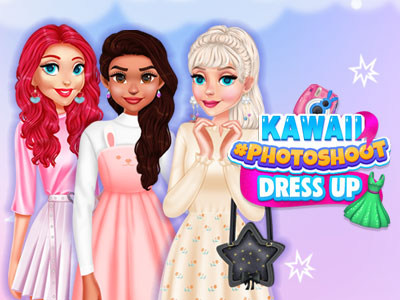 Kawaii #Photoshoot Dress Up